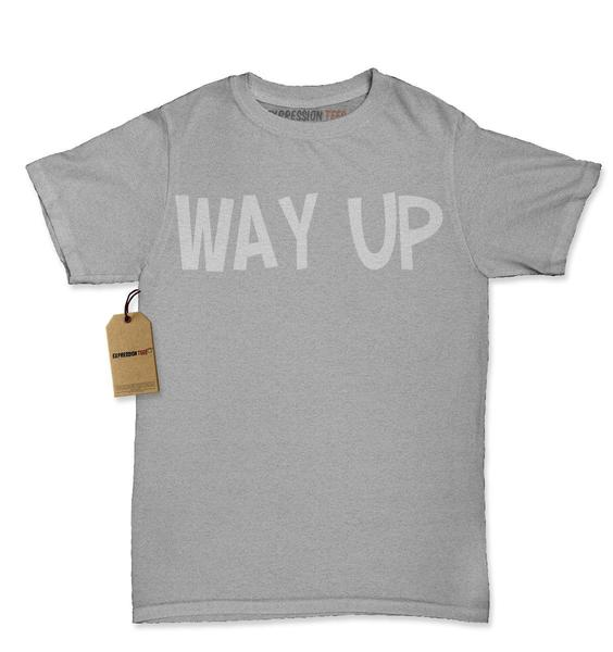Way Up, I Feel Blessed Womens T-shirt
