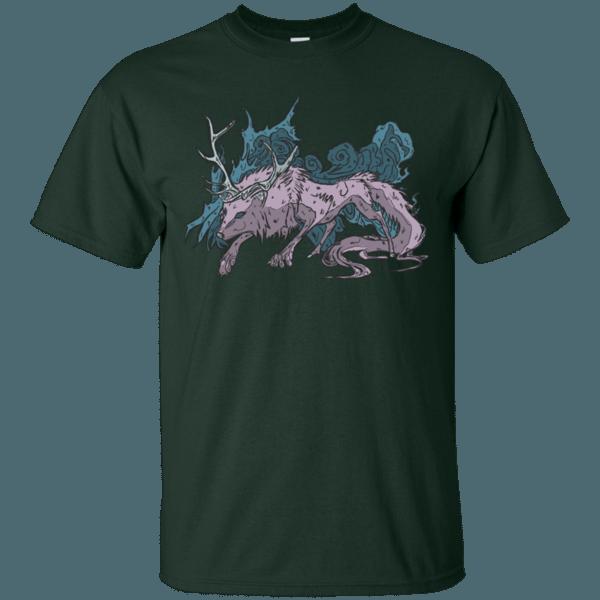 Wolf Deer Men's T-Shirt