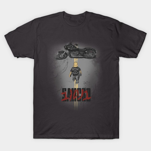 akira sons of anarchy T-Shirt