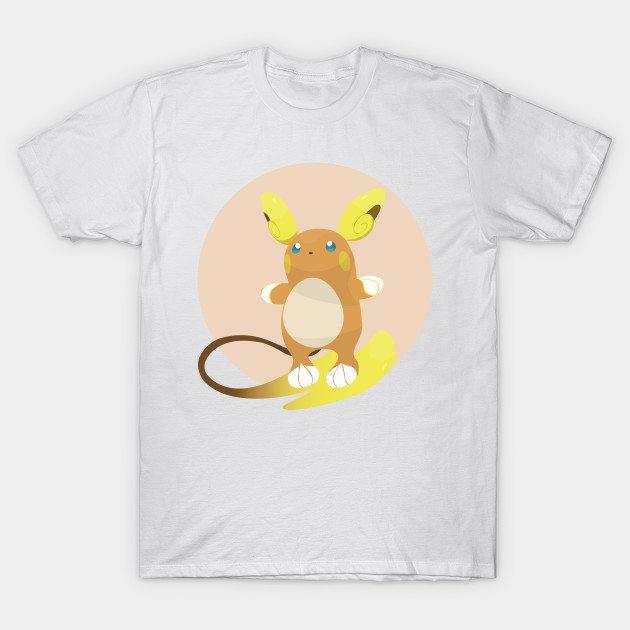 Alola Raichu T-Shirt