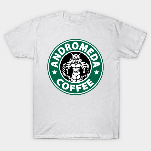 Andromeda Coffee T-Shirt