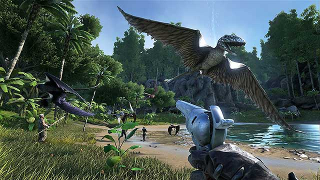 ark-survival-evolved-t-shirts-screenshot