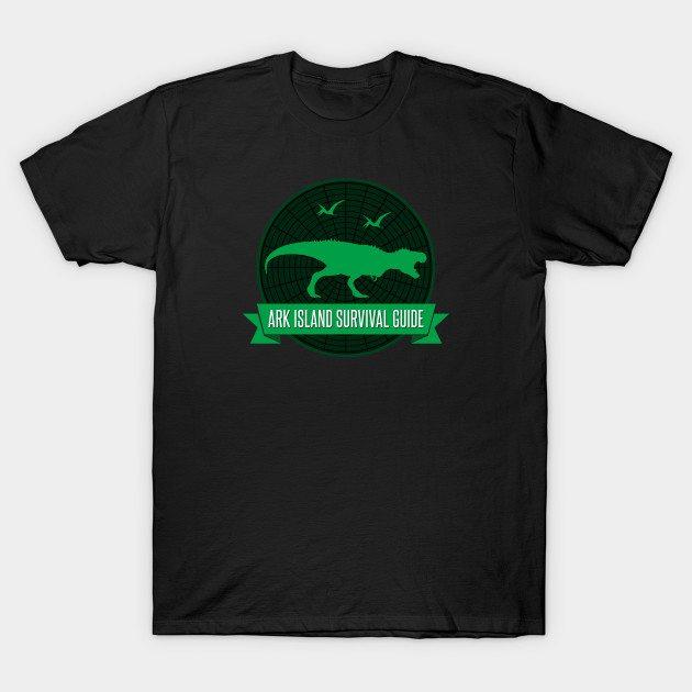 Ark – Survival Guide – Clean T-Shirt