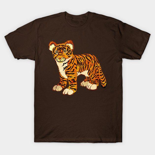 Baby Tiger Cub T-Shirt