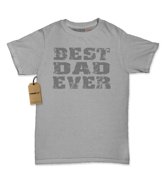 Best Dad Ever Father's Day Womens T-shirt