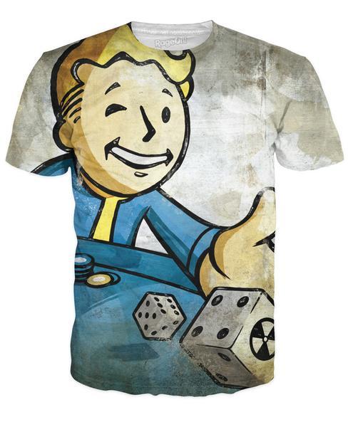 Boy Gambler T-Shirt