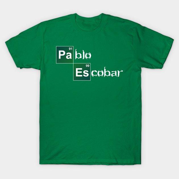 Breaking Pablo T-Shirt
