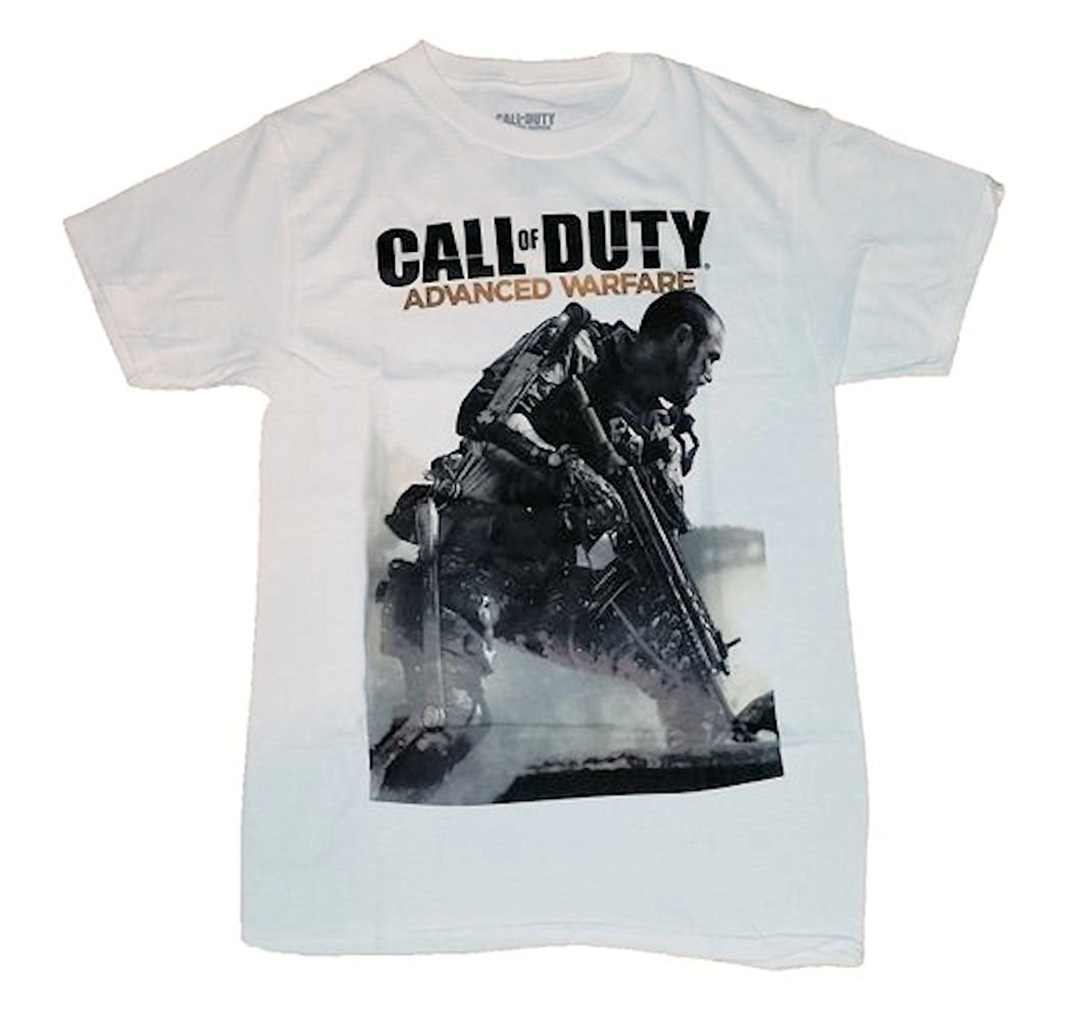 Call of Duty Advanced Warfare White Graphic