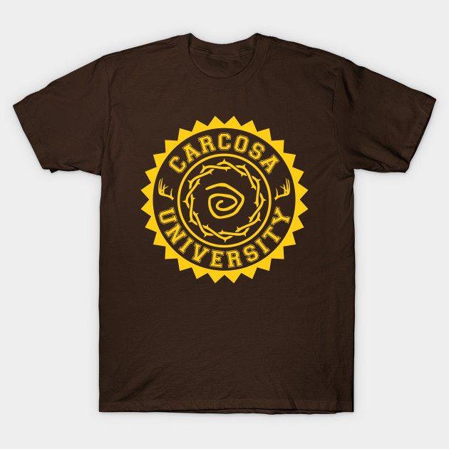Carcosa University T-Shirt