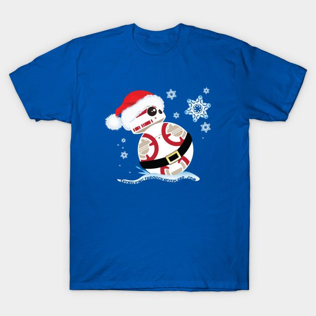 Christmas In The Stars With BB-8! T-Shirt