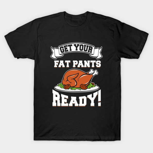 Family Thanksgiving Day Feast T-Shirt