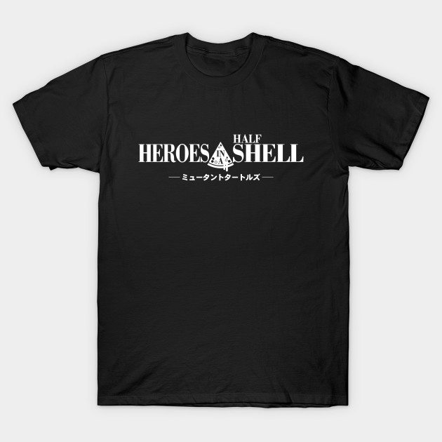 Ghost and the Half Shell T-Shirt