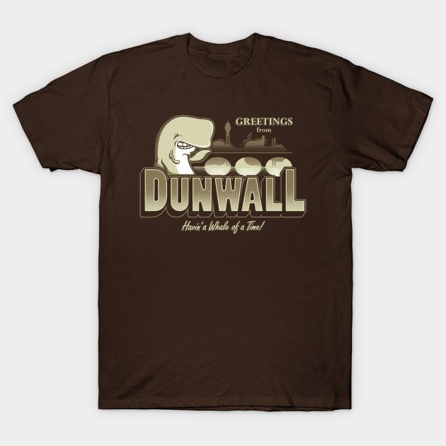 Greetings From Dunwall T-Shirt
