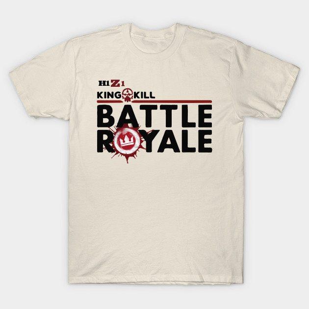 H1Z1 Battle Royale T-Shirt