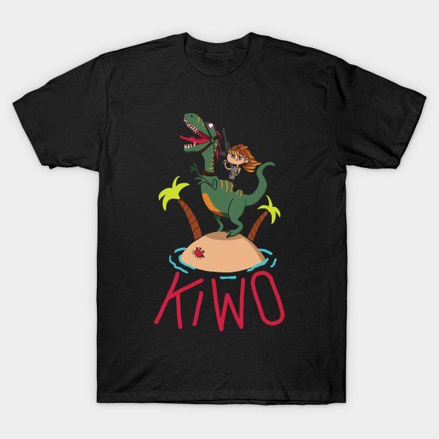 Huntress Kiwo T-Shirt