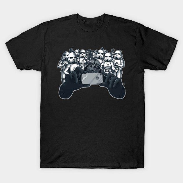 Imperial Selfie T-Shirt
