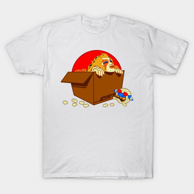 In A Cardboard Paradise T-Shirt