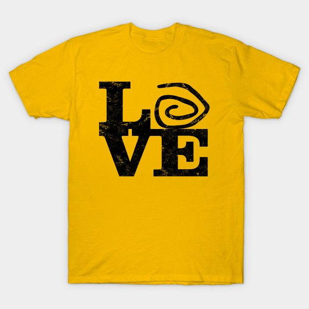 Love True Detective T-Shirt