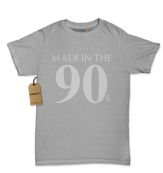 Made In The 90's Nineties Womens T-shirt