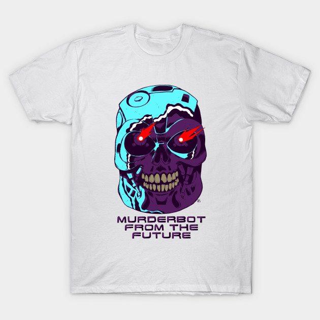 Murderbot T-Shirt