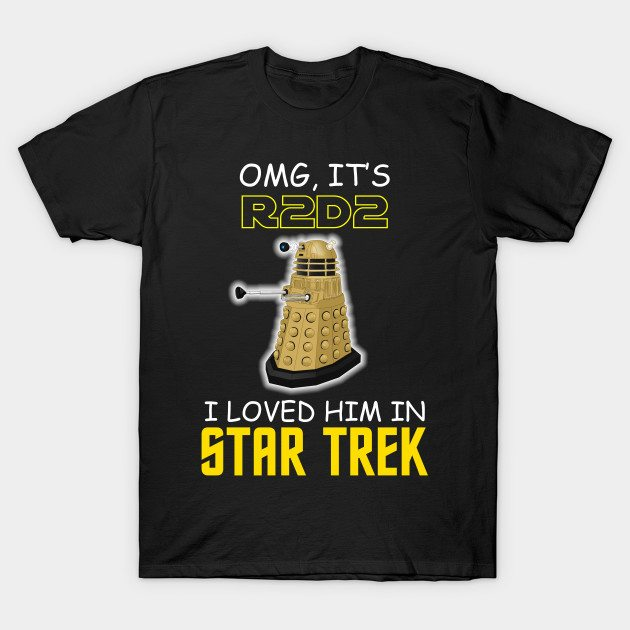 OMG, IT'S R2D2! T-Shirt