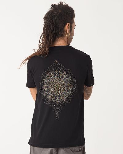 Peyote T-shirt ➟ Black / Grey