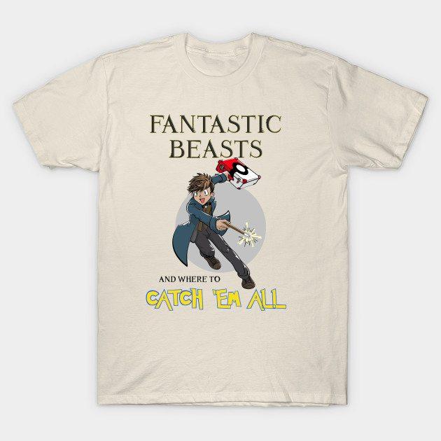 Pokébeasts T-Shirt