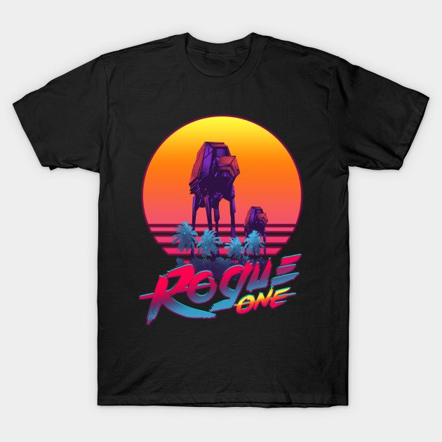 Rogue One Paradise T-Shirt