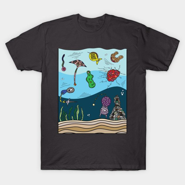 Sea of Monsters T-Shirt