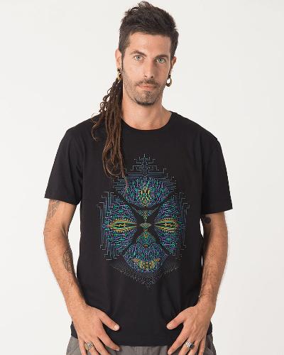 Sikuli T-shirt ➟ Black / Grey