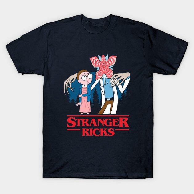 Stranger Ricks T-Shirt