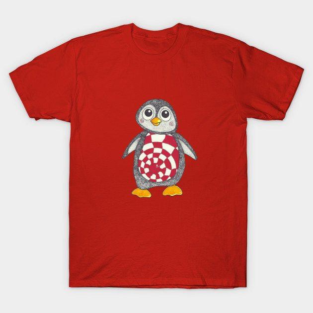 Sunburned Penguin T-Shirt