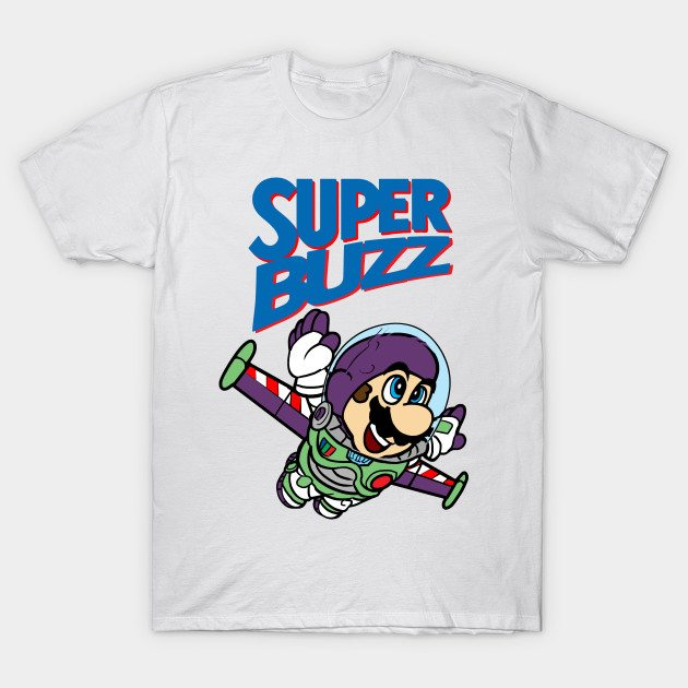 Super Buzz Lightyear T-Shirt