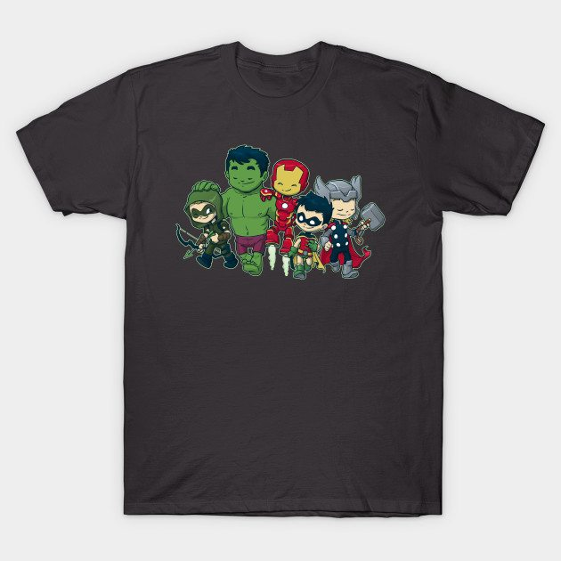 Super Crossover Bros 2 T-Shirt