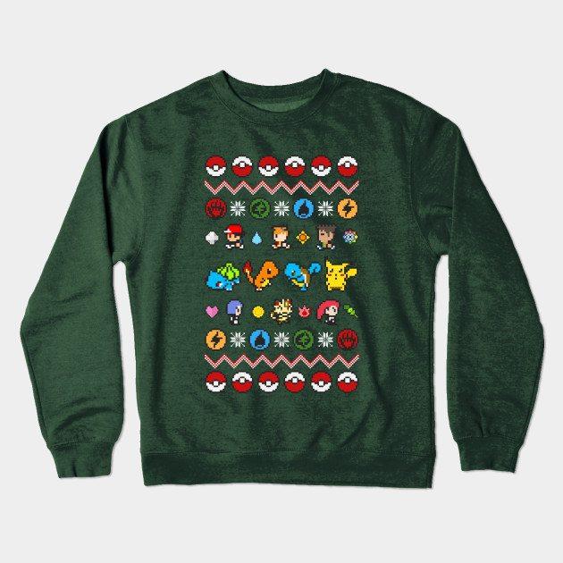 SweaterMon Crewneck Sweatshirt