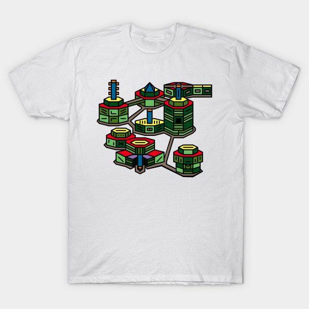 Tenochtitlan T-Shirt