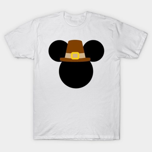 Thanksgiving Mickey T-Shirt