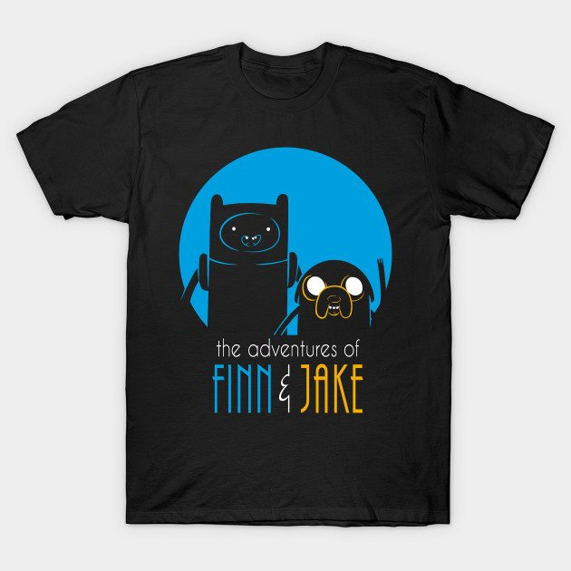 The adventures of Finn and Jake T-Shirt
