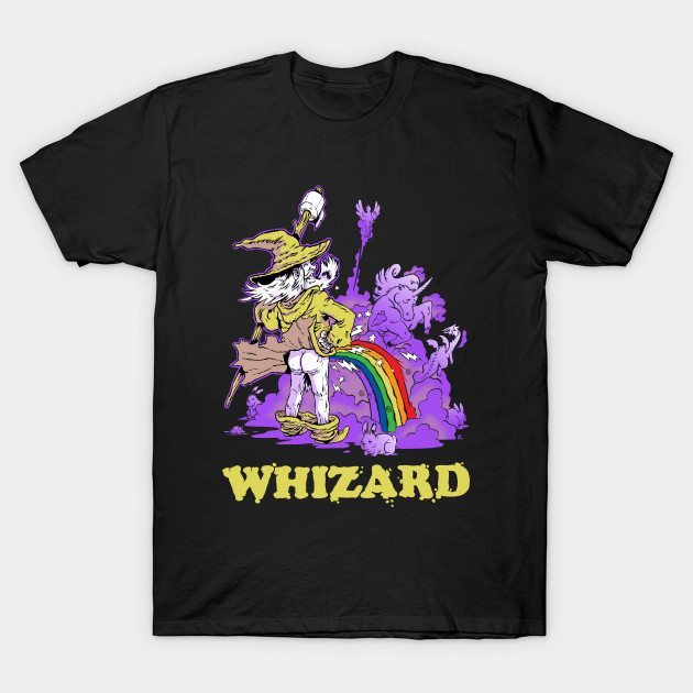 the Whizard T-Shirt