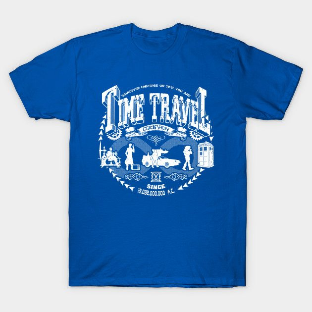 Time Travel Company T-Shirt