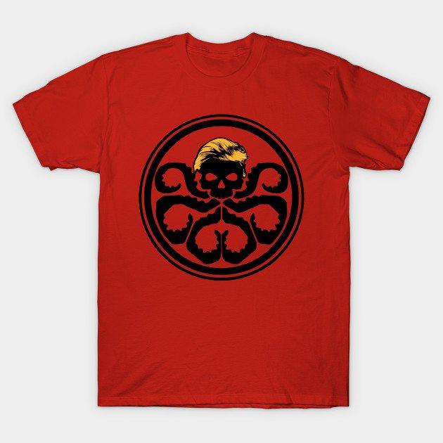Trump Hydra Black T-Shirt