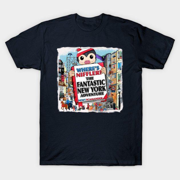 Where's Niffler? T-Shirt
