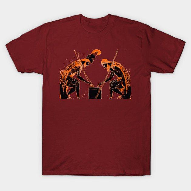 Achilles & Ajax T-Shirt