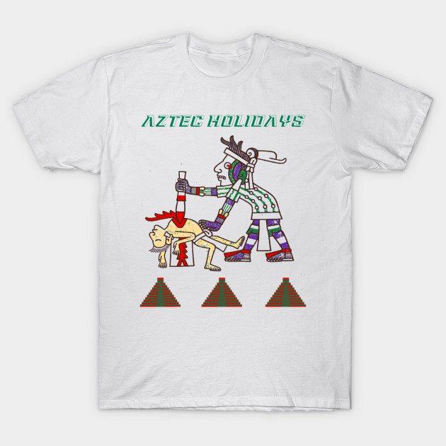 Aztec Holidays T-Shirt