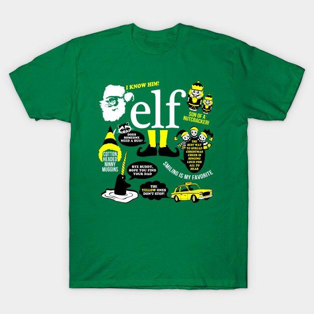 Buddy the Elf Shirt