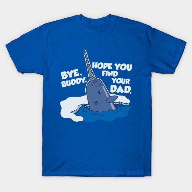 Bye Buddy -- Buddy the Elf Shirt
