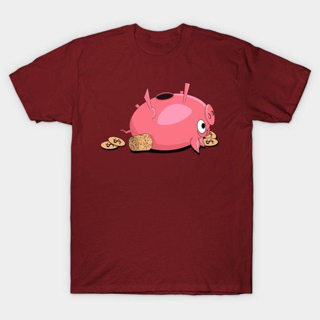 Cashing Out T-Shirt