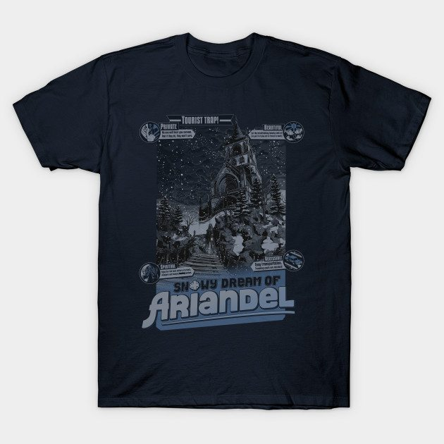 DARK SOULS 3 – Tourist Trap T-Shirt