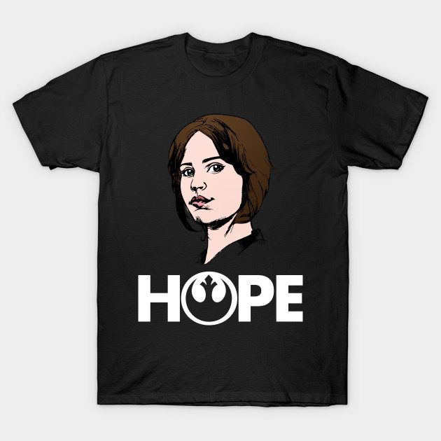 Hope Jyn Erso T-Shirt
