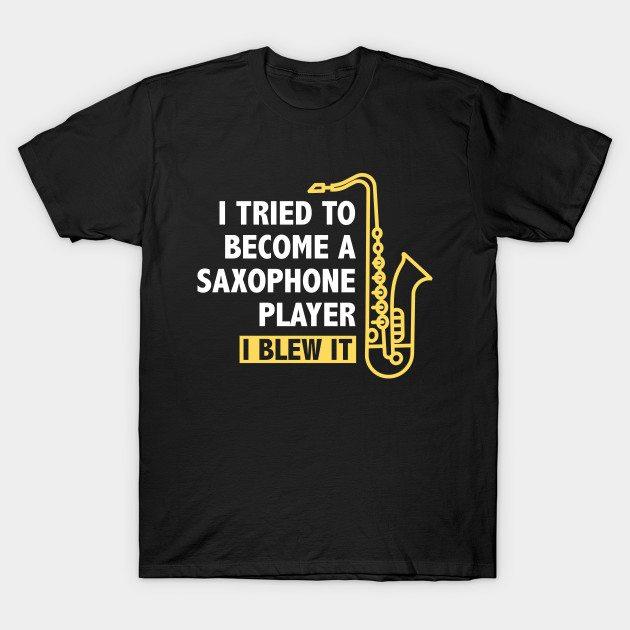 I Blew It T-Shirt